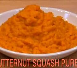 Creamy Butternut Squash  